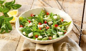 Healthy veggie