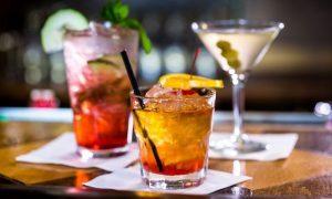 Création de cocktail