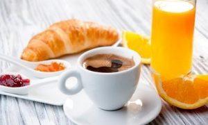 Petit-déjeuner classique