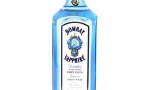 BOMBAY SAPPHIRE 40° 75CL