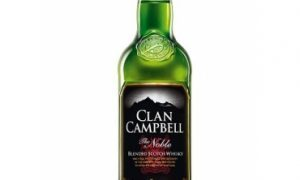 CLAN CAMPBELL / WILLIAM LAWSON 40° 70CL